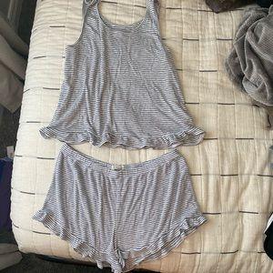 Madewell pajama set